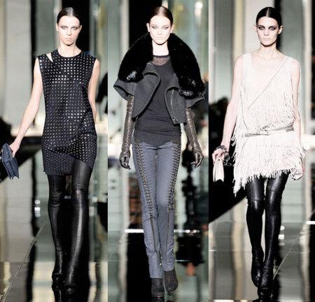Roberto Cavalli Otoño-Invierno 2009/10 en la Semana de la Moda de Milán