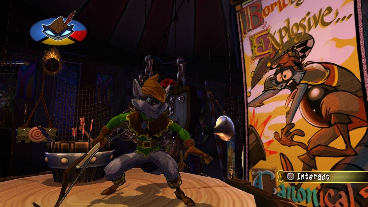 Foto de 020312 - Sly Cooper: Thieves in Time (3/8)