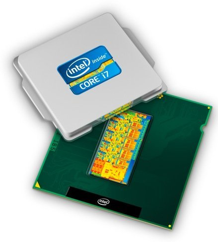 Intel Core i7 Sandy Bridge CPU
