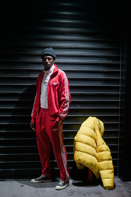Menswear Tracksuit Street Style Spring Summer 2018 05