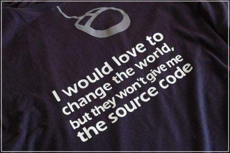 Comentarios divertidos de código fuente (Foto tomada de http://pokato.net)
