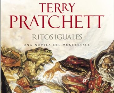 'Ritos iguales', de Terry Pratchett