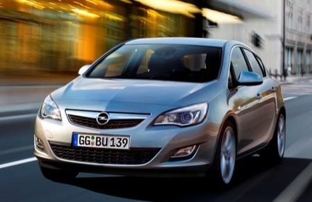 Rumores de un Opel Astra con la tecnología del Opel Ampera para 2014
