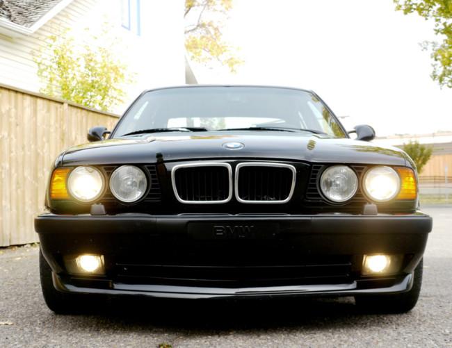 BMW M540i