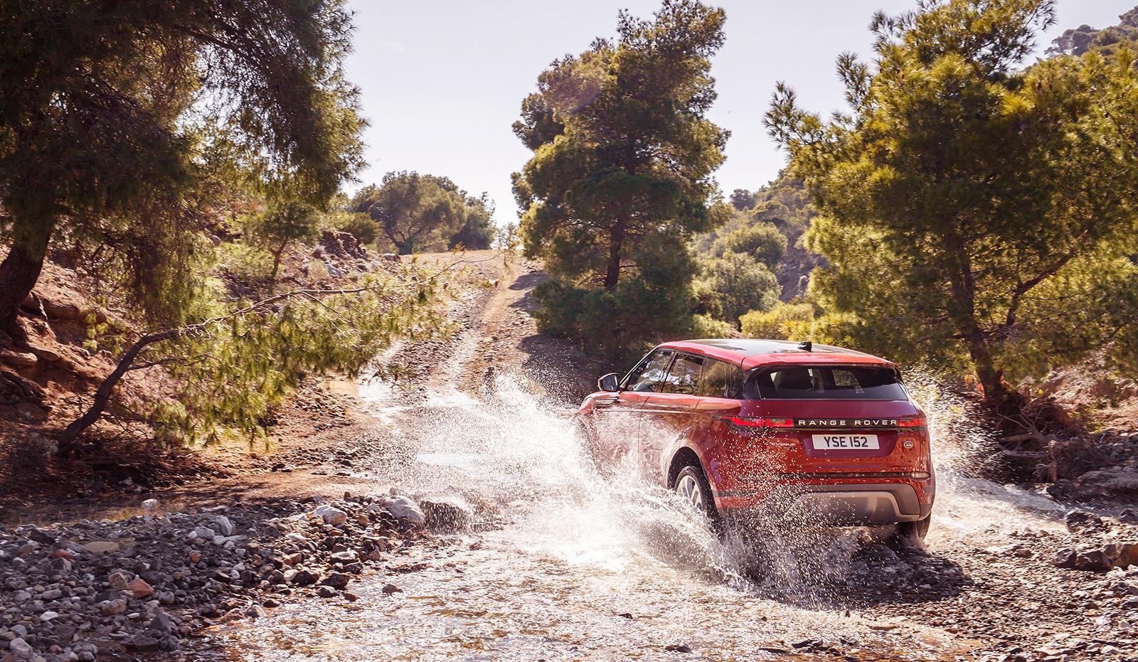 Foto de Range Rover Evoque 2019 (20/45)