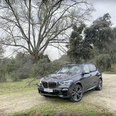Probamos el BMW X5 M50d: 400 CV gracias a cuatro turbos para brillar en cualquier situación