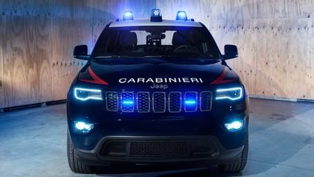 Jeep Grand Cherokee Carabinieri