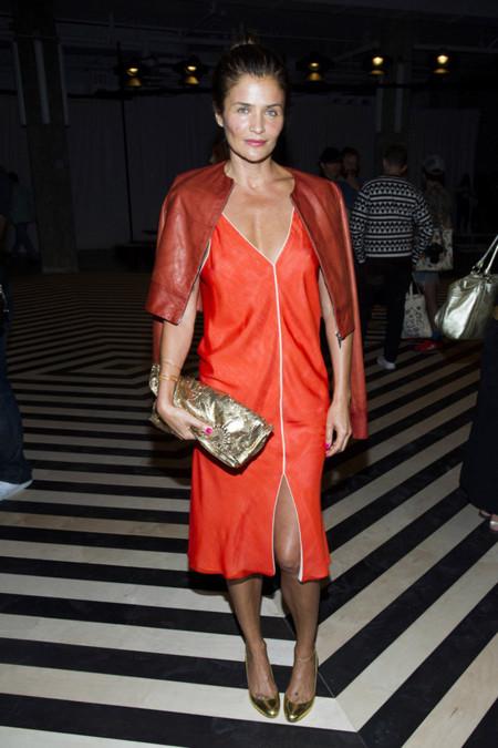 Helena Christensen Nueva York semana