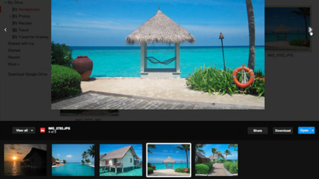 Google Drive ya permite reproducir archivos multimedia en streaming y más