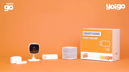 Dispositivos Smarthome Yoigo