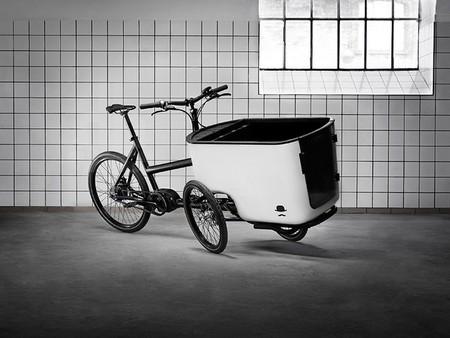 MK1, un versátil triciclo elétrico de carga
