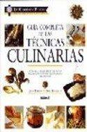 Guía completa de las técnicas culinarias, libro de referencia.