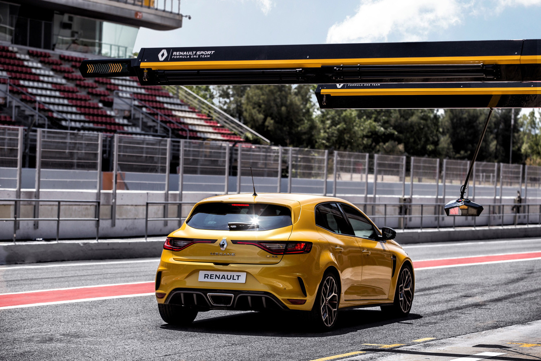 Foto de Renault Mégane R.S Trophy 2018 (29/30)