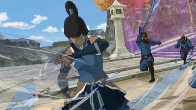 Primer vistazo al gameplay de Legend of Korra