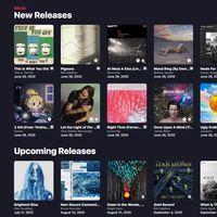 Droptune: la web para que nunca más te pierdas el lanzamiento de música nueva de tus artistas favoritos