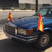 Republicano o monárquico, el Mercedes-Benz 450 SEL blindado de Juan Carlos I puede ser tuyo