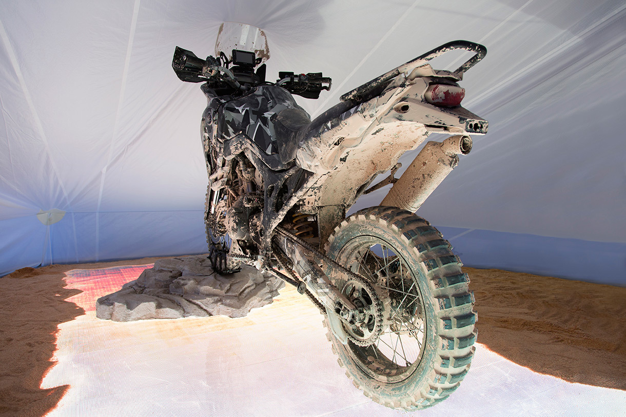 Foto de Honda True Adventure (1/4)