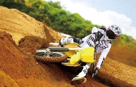 Suzuki lanza de nuevo el programa de ayudas para las competiciones de motocross