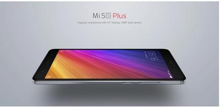 Xiaomi Mi5s Plus, con Snapdragon 821 y 4GB de RAM, por 230,75 euros con este cupón de descuento