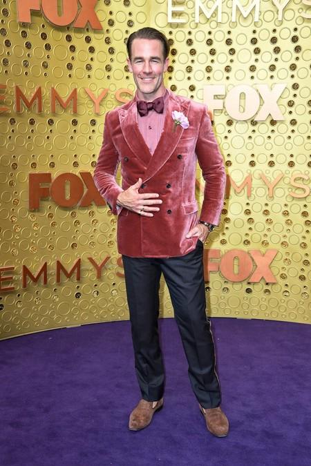 James Van Der Beek Emmy Wards Red Carpet Alfombra Roja Trendencias Hombre 3