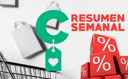 Resumen semanal: las mejores ofertas de los pasados 7 días en Amazon, ASOS, Sephora o Springfield