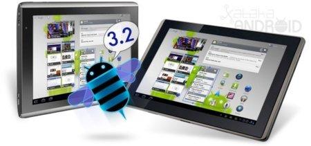 Nuevas actualizaciones para la Acer Icona Tab A500 y la Asus Eee Pad Transformer (actualizado)