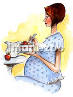 Dieta equilibrada y embarazo. Consejos de un experto