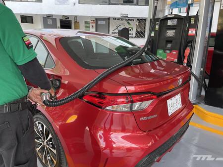 Toyota Corolla Hybrid Vs Se Mexico Ahorro Opiniones 20