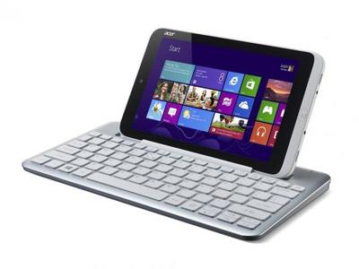 Acer hace oficial el W3, el primer tablet de ocho pulgadas con Windows 8