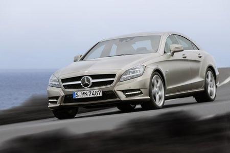 Ya hay precios para el Mercedes CLS