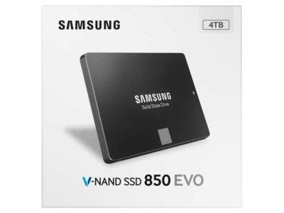 ¿Necesitas 4TB en formato SSD? Samsung tiene un nuevo disco por el que piden 1.500 dólares