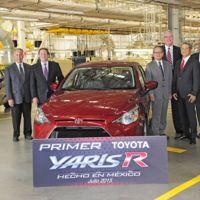 Toyota fabricará el Yaris R en México y lo podrás comprar a finales de año