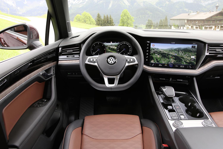 Foto de Volkswagen Touareg 2018, toma de contacto (53/83)