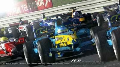 Video del F1 para PlayStation3