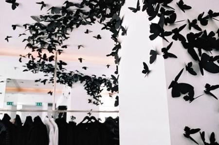 La tienda Dior Homme en París