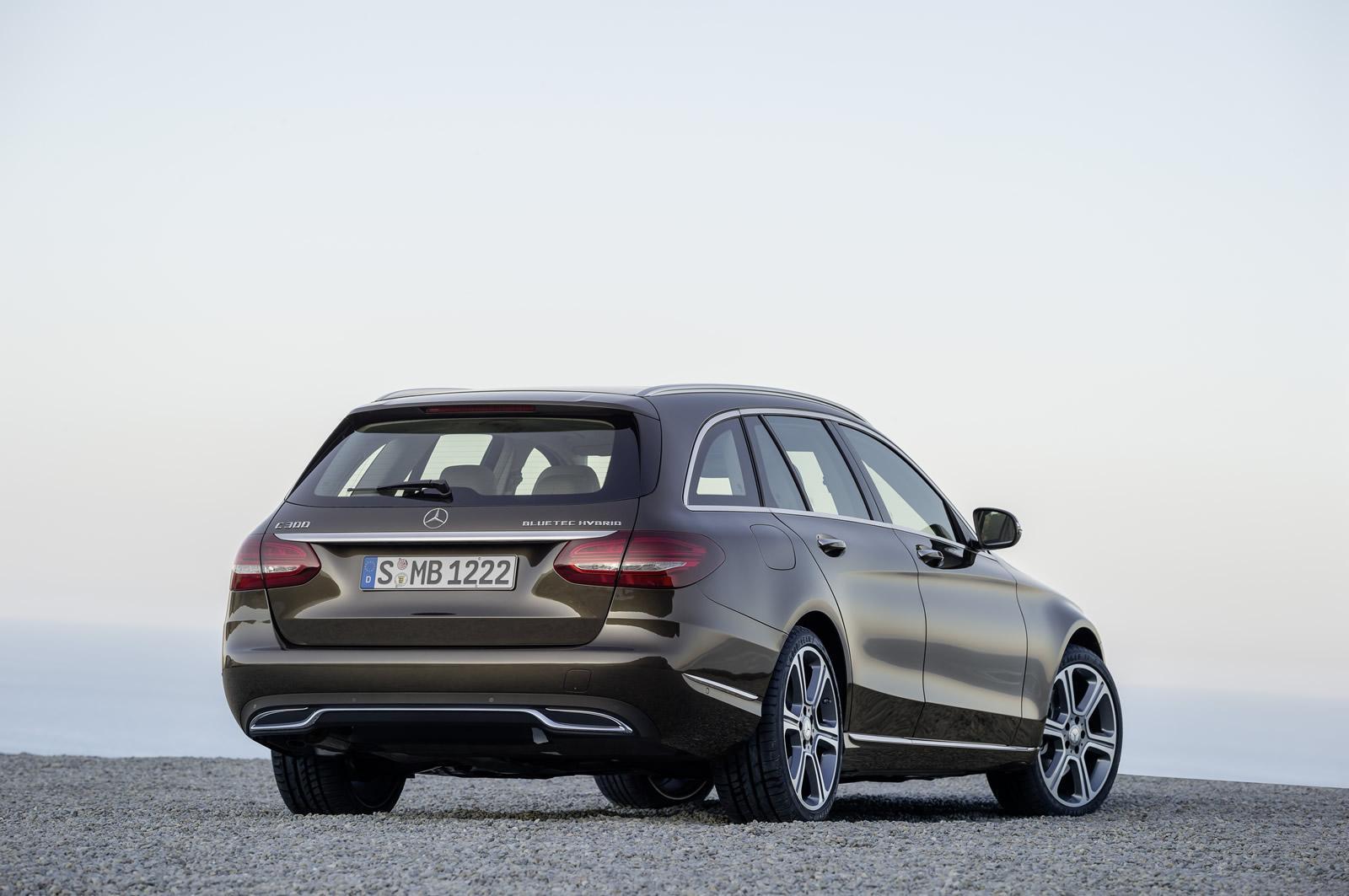 Foto de Mercedes-Benz Clase C Estate 2014 (2/36)