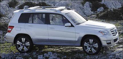 Más imágenes del Mercedes-Benz GLK Freeside Concept