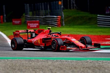 Leclerc Italia F1 2019 3