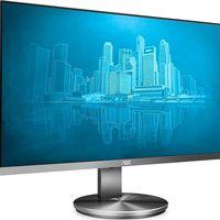 Este completo monitor de trabajo AOC de 24 pulgadas FullHD ahora, en PcComponentes, te cuesta casi 40 euros menos