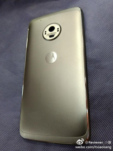 Moto G5 Plus Foto Camara