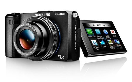 Samsung EX2F, compacta para quien quiera ser profesional