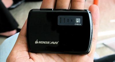 IOGEAR Gear Juice, cargador portátil
