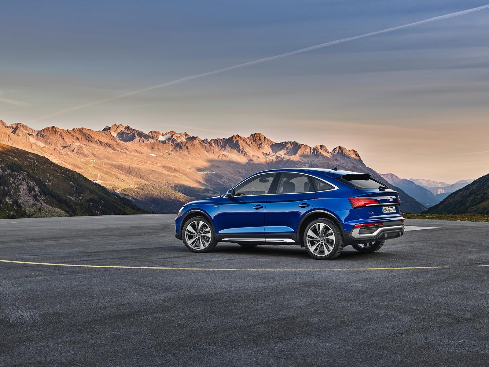 Foto de Audi Q5 Sportback (3/13)