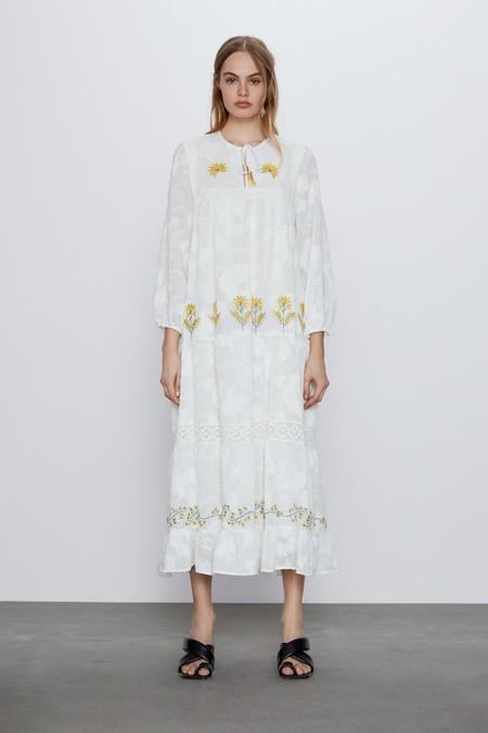 Vestidos Boho De Zara 9