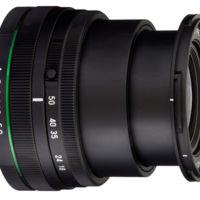 Pentax ya tiene listas sus tres nuevas ópticas «de primera división» para sus DSLR