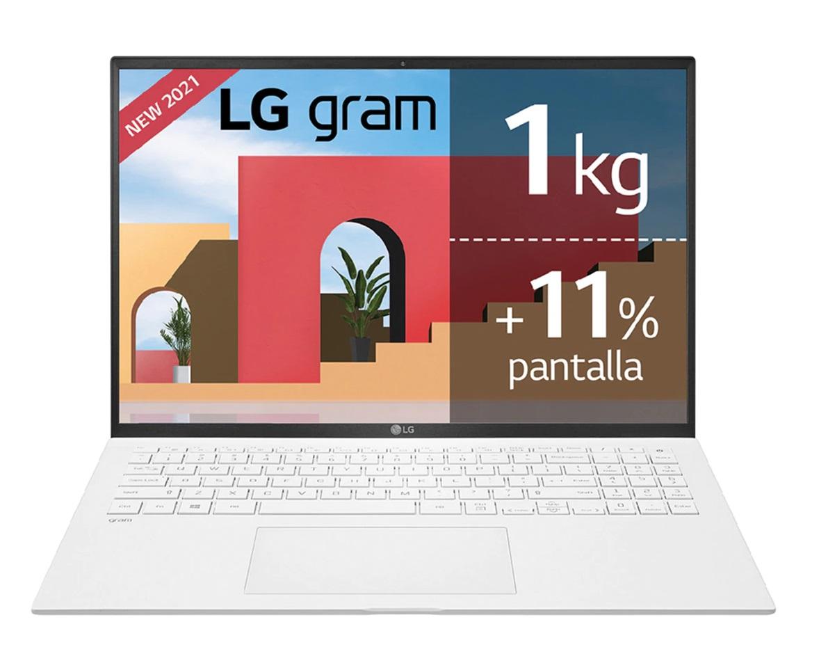Portátil LG Gram 16Z90P