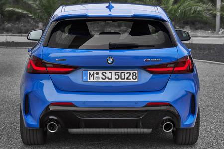 BMW Serie 1 2019 trasera