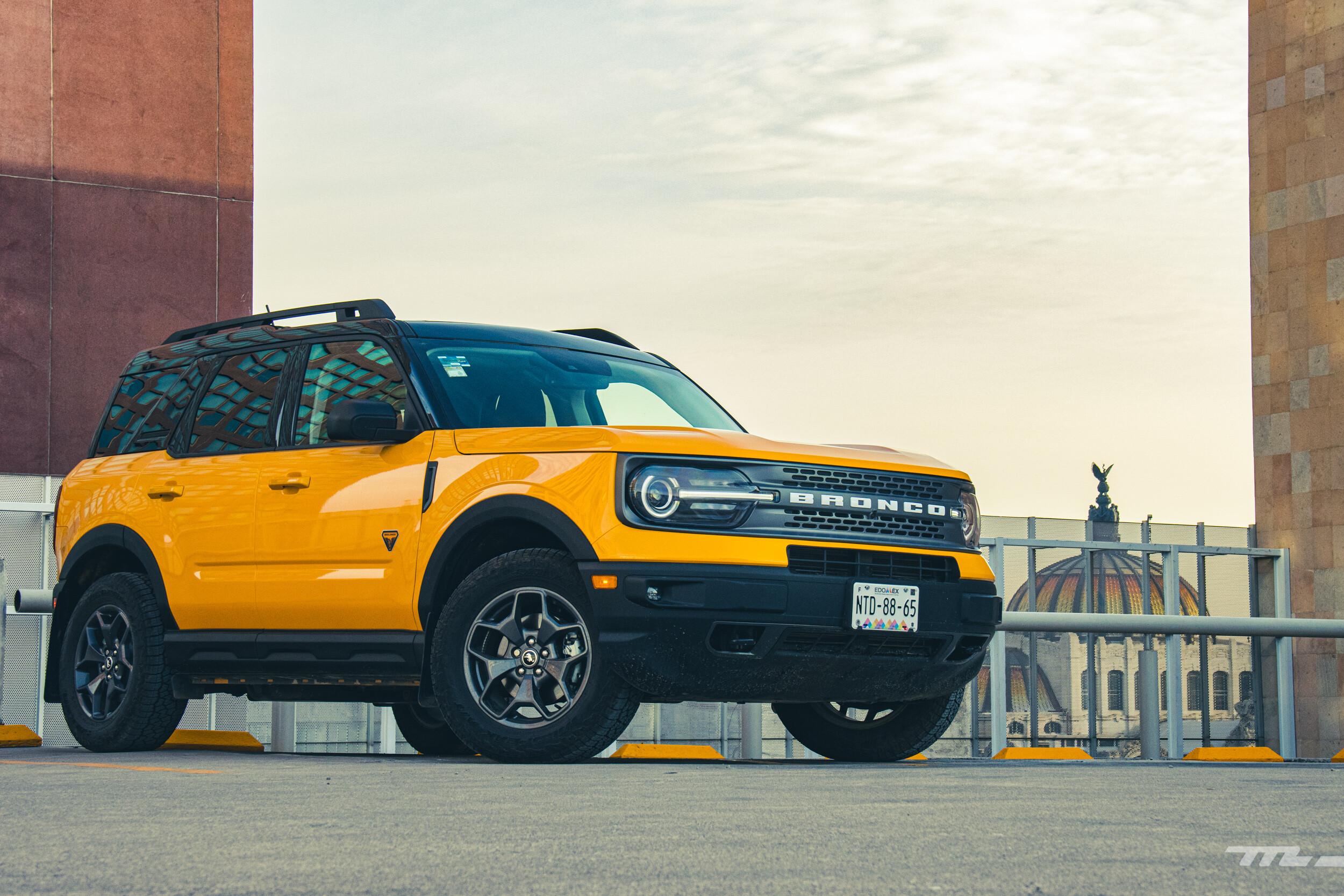 Foto de Ford Bronco Sport, a prueba (11/50)