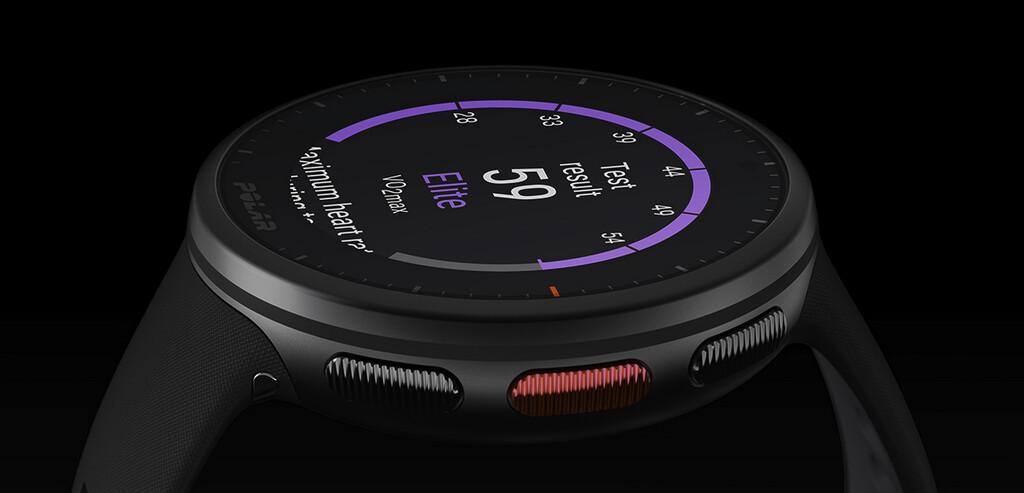 Polar Vantage V2: nuevo reloj inteligente con GPS, hasta 100 horas de autonomía y tests de rendimiento deportivo