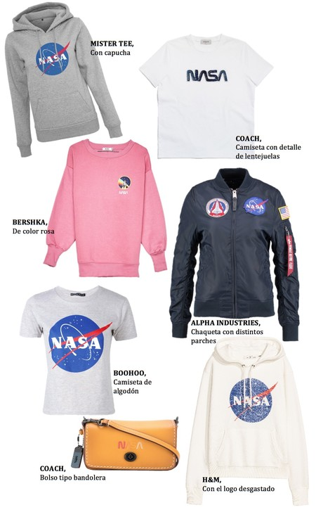 Nasa Shopping Moda Tendencia